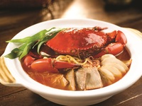 Penang Culture Catering - Penang Hokkien Crab Noodle from Penang Culture