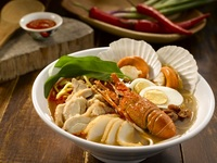 Penang Culture Catering - Premium Lobster and Scallop Prawn Noodles from Penang Culture