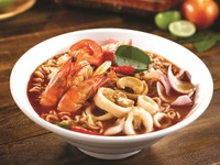 Penang Culture Catering - Seafood Tom Yum Maggi from Penang Culture