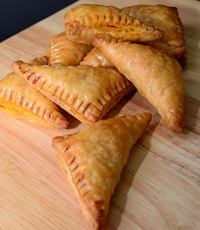 Freshly Baked Puff Pastries from Rocky Master