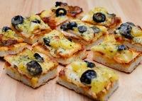 Mini Pizza from Rocky Master