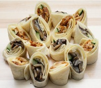 Tortilla Wraps from Rocky Master