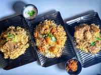 Food from Biryani Box from Tampines Food Co.
