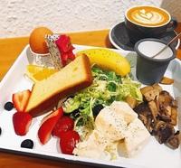 Forest Breakfast from Kaffeine