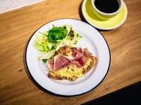 Parma Ham Croissant from Kaffeine