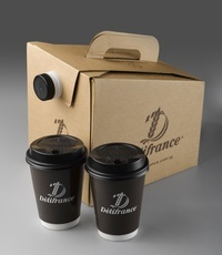 Coffee and Cups - <Delifrance> Catering Photo from Delifrance