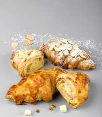 Mini Almond & Cheese Croissant - <Delifrance> Catering Photo from Delifrance