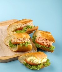 Mini Ciabattas - <Delifrance> Catering Photo from Delifrance