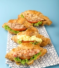 Mini Croissant Sandwich - <Delifrance> Catering Photo from Delifrance