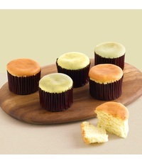 Mini Japanese Cheesecakes (Mixed) - <Delifrance> Catering Photo from Delifrance