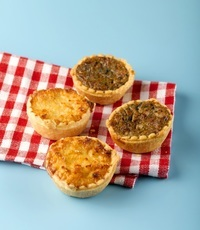 Mini Quiches - <Delifrance> Catering Photo from Delifrance