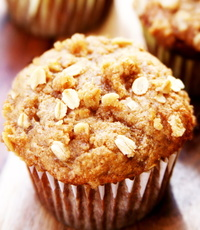 Banana Muffin from Wangzai Catering (Asian Specialist)