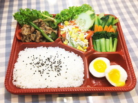 Bento Box from Wangzai Catering (Asian Specialist)