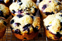 Blueberry Muffin from Wangzai Catering (Asian Specialist)