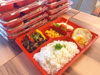 Bento Boxes from Wangzai Catering (Asian Specialist)