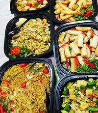 Mini Buffet from Wangzai Catering (Asian Specialist)