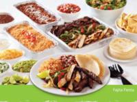 Fajita Fiesta from Baja Fresh Mexican Grill