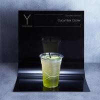 Mocktail Cucumber Cooler from Y Cocktail & Mocktail