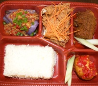 Bento Set D - Pagi Sore - Pagi Sore from Pagi Sore