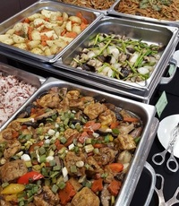 Buffets from Shamrock Catering