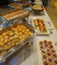 Birthday Buffet from Shamrock Catering