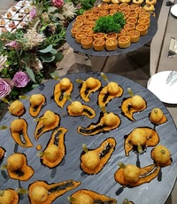 Canape Buffet from Shamrock Catering