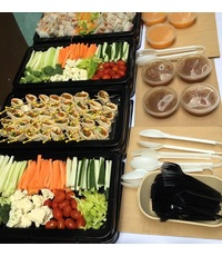 Mini Buffets from Shamrock Catering