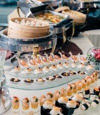 Dim sum buffet catering - <Stamford Catering> Catering Photo from Stamford Catering