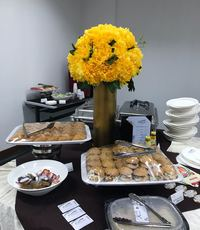 Customer Zanns, Director Breakfast Buffet catering - <Stamford Catering> Catering Photo from Stamford Catering