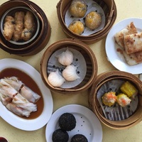 Dim Sum Party Platters for Office Meetings from House of Dim Sum