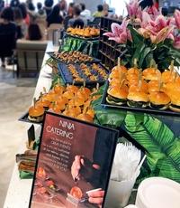 Canapés Buffet Catering - Ninja Cut from Ninja Cut