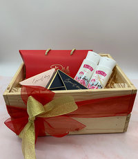 Eternal Rose from Petale Tea Gifts