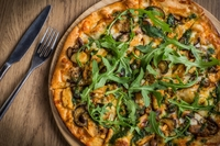 Pesto Chicken Pizza from The Point