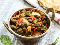 Bhindi Masala from Indian Spices