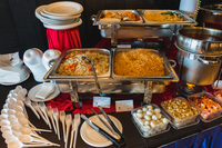 Buffet from Mum's Kitchen Catering