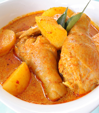 Chicken Curry - Mum's Kitchen Catering  from Mum's Kitchen Catering