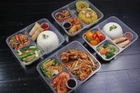 Bento Boxes - Jai Thai Catering Menu from Jai Thai