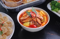 Red Duck Curry from Jai Thai