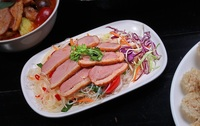 Tanghoon Duck Salad from Jai Thai